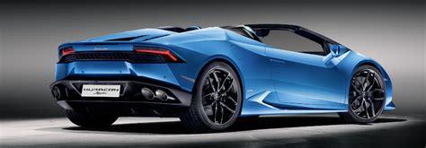 Lamborghini Huracan Rim Options For 2017