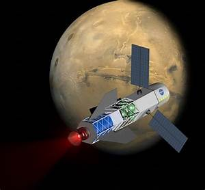 NASA-backed fusion engine could cut Mars trip down to 30 ...
