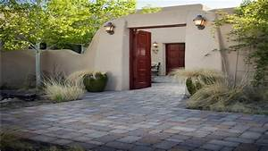 Southwest patio ideas, front yard courtyard ideas entry