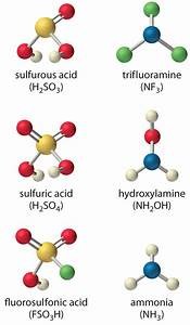 Molecular Structure And Acid U2013base Strength