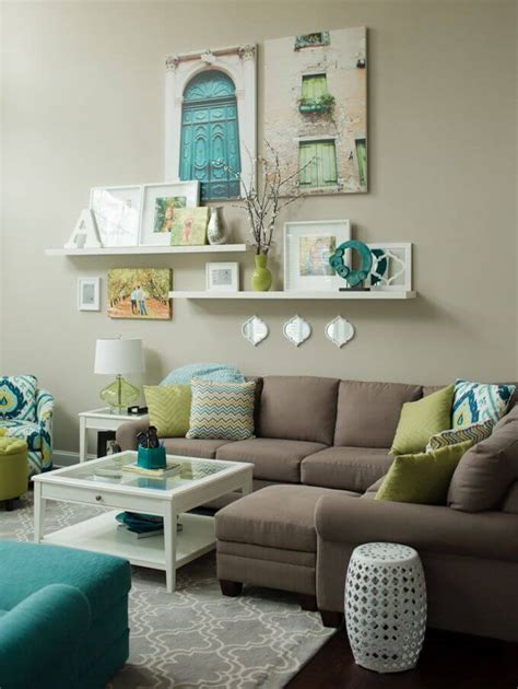simple wall decor ideas   living room page