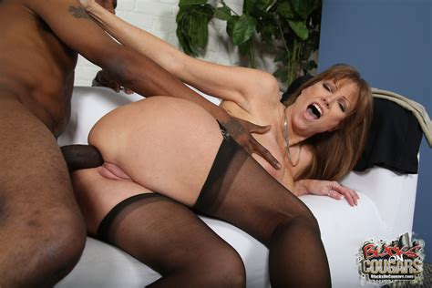 Big Titted Cougar Darla Crane Gets Stuffs All Her