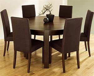 Getting, A, Round, Dining, Room, Table, For, 6, By, Your, Own, U2013, Homesfeed