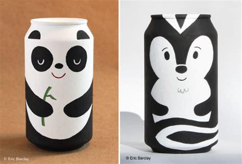 latas de refresco recicladas en dibujo infantil crafts manualidades bb latas recicladas