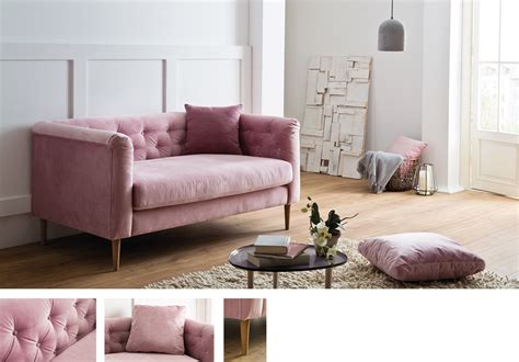 canapé lolet end loveseat rosa sofas couches