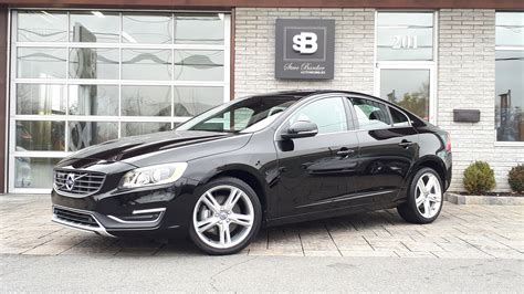 2016 Volvo S60 T5 Awd by 2016 Volvo S60 T5 Awd Vendu 6 Dec 2018 Bardier