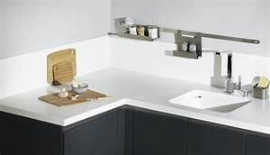 Plan De Travail De Cuisine : plan de travail cuisine marie claire ~ Edinachiropracticcenter.com Idées de Décoration