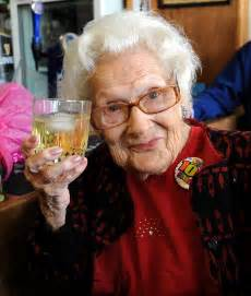 100 Year Old Woman