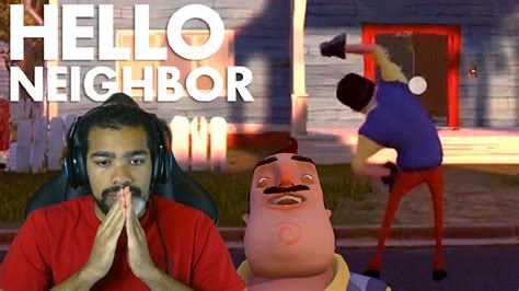 this f ker is taunting me hello neighbor alpha 2 new