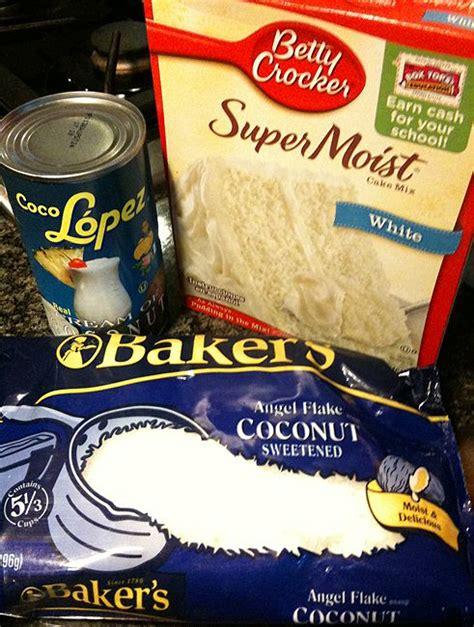 coconut sheet cake recipe   deserts cake