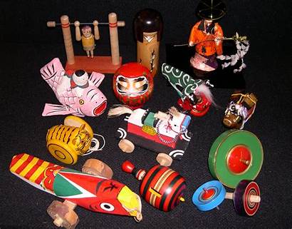 Toys Japanese Japan Folk Traditional Atlanta Toy