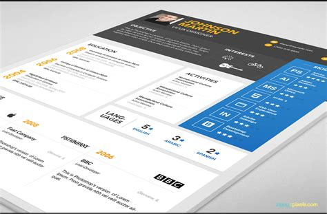 Resume Psd Template Rar by Psd Resume Cover Letter Template For Designers 3 Color
