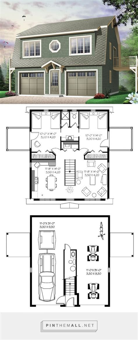 garage with apartment above floor plans the ideas of garage apartments plans theydesign