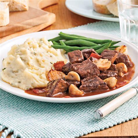 cuisine boeuf bourguignon boeuf bourguignon recettes cuisine et nutrition