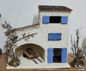 Maison De Noel Miniature : maison de village pour la cr che de no l cr che no l pinterest miniatures minecraft ideas ~ Nature-et-papiers.com Idées de Décoration