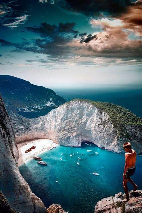 Navagio Beach Tomas Possenti Experiences Pinterest