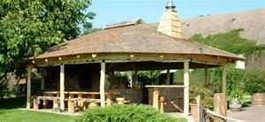 Grill Pavillon Holz : feierlichkeiten ~ Whattoseeinmadrid.com Haus und Dekorationen