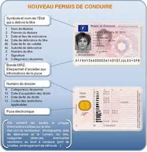 le nouveau permis de conduire au format quot carte de cr 233 dit quot ard 232 che