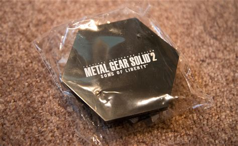 Metal Gear Solid 2 Sons Of Liberty Premium Package