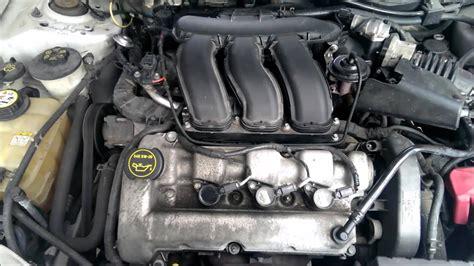 how does cars work 1996 mercury sable engine control 2004 mercury sable misfire help youtube