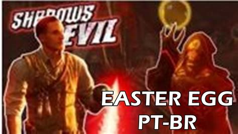 zombies shadows  evil solucao  easter egg completo