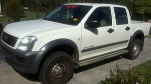 Holden Rodeo Ra 03