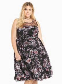 torrid special occasion floral print dress plus size