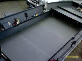 Jon Boat Deck Material by Plywood Jon Boat Floor Junk