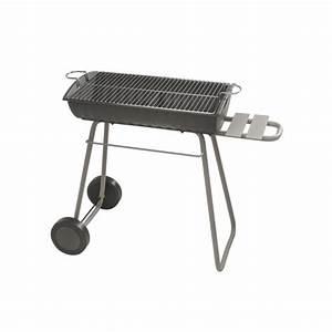 Barbecue Cuve En Fonte : invicta barbecue bois et charbon cuve en fonte niagara pas cher achat vente barbecues ~ Nature-et-papiers.com Idées de Décoration