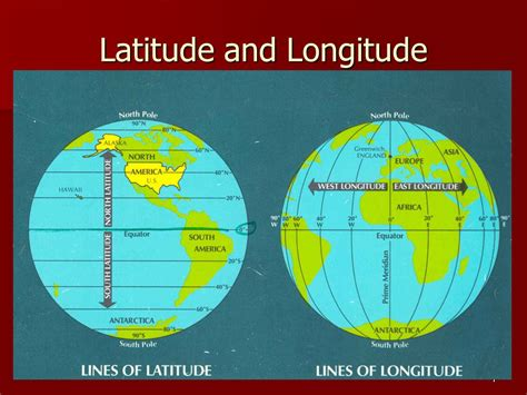 Latitude And Longitude  Ppt Video Online Download