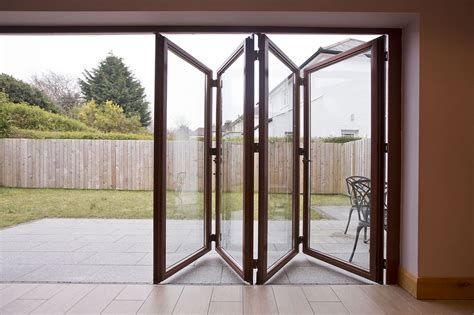 bi folding doors best doors for home improvement
