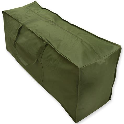 oxbridge waterproof garden furniture cushion carry