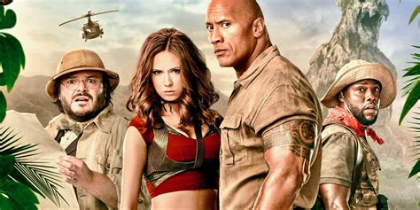 Jumanji Welcome To The Jungle Is Sony's Top Grossing Film