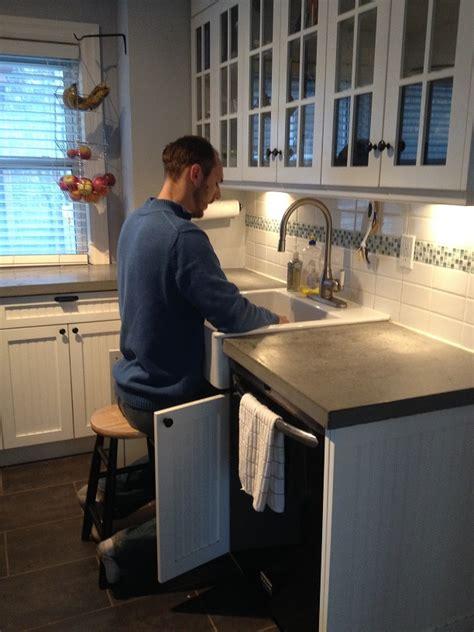 raised kitchen sink raised kitchen sink alternative for the stool 1715