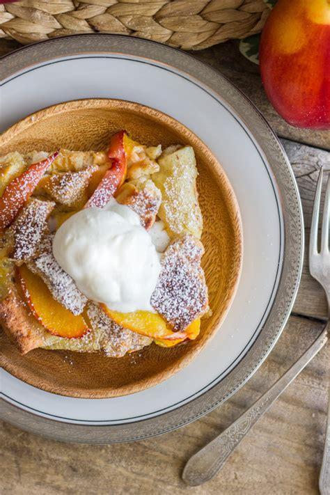 Peaches Cream French Toast Bake Lovely Little Kitchen