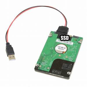 Usb To 2 5 Ssd 5