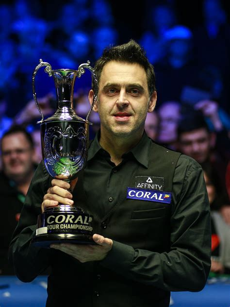 Ronnie o'sullivan has landed his sixth world snooker title after easing past kyren wilson in the final. Tour Championship 2019 - Ronnie is your champion! | Ronnie ...