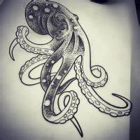 Delightful colorful new school octopus tattoo design ...