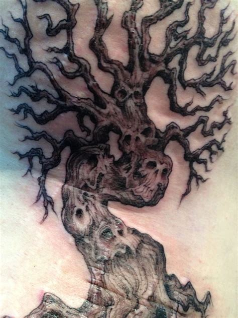 Best Images About Tree Tattoo Ideas Pinterest