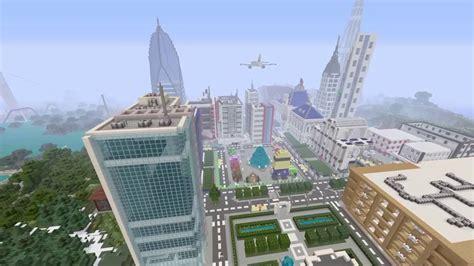la plus grande villa du monde minecraft la plus grande ville du monde