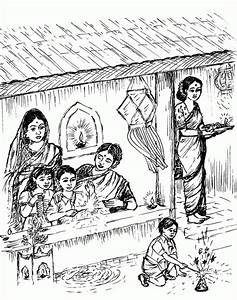 Diwali Colouring Pages - family holiday net/guide to