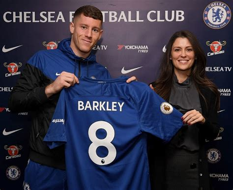Chelsea set to offer Ross Barkley and Michy Batshuayi in ...