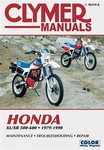 Honda Xl  Xr 500