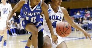 Duke ready for Oregon in 2nd round of women's NCAA tourney