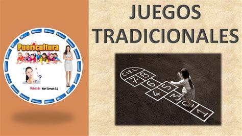 Estos juegos tradicionales y sus reglas eran empleados por los adultos, sin embargo, poco a poco fueron siendo del agrado de algunos niños y adolescentes. Educacion infantil y primaria Juegos tradicionales y populares niños del mundo - YouTube