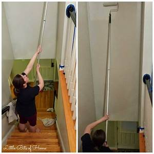 How to Paint a Stairwell Without Hiring Help
