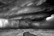 Black and White Storm