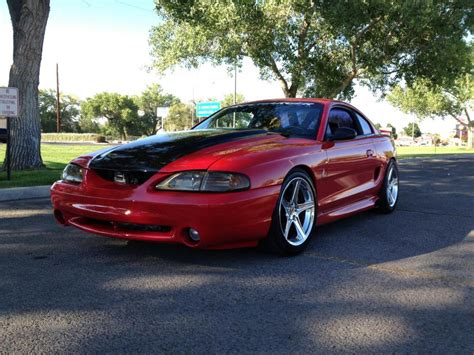 1994 Ford Mustang Svt Cobra Information And Photos