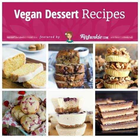 17 best vegan dessert recipes