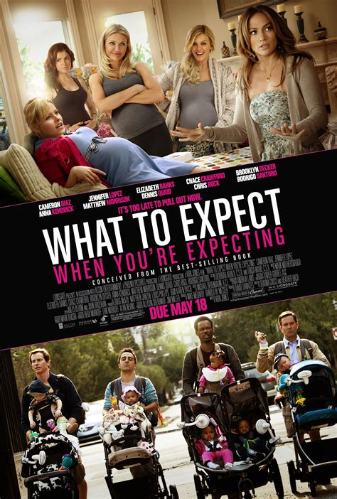 What to Expect When You're Expecting Movie Poster - #86288